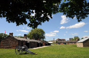 Exterior photo of Fort York