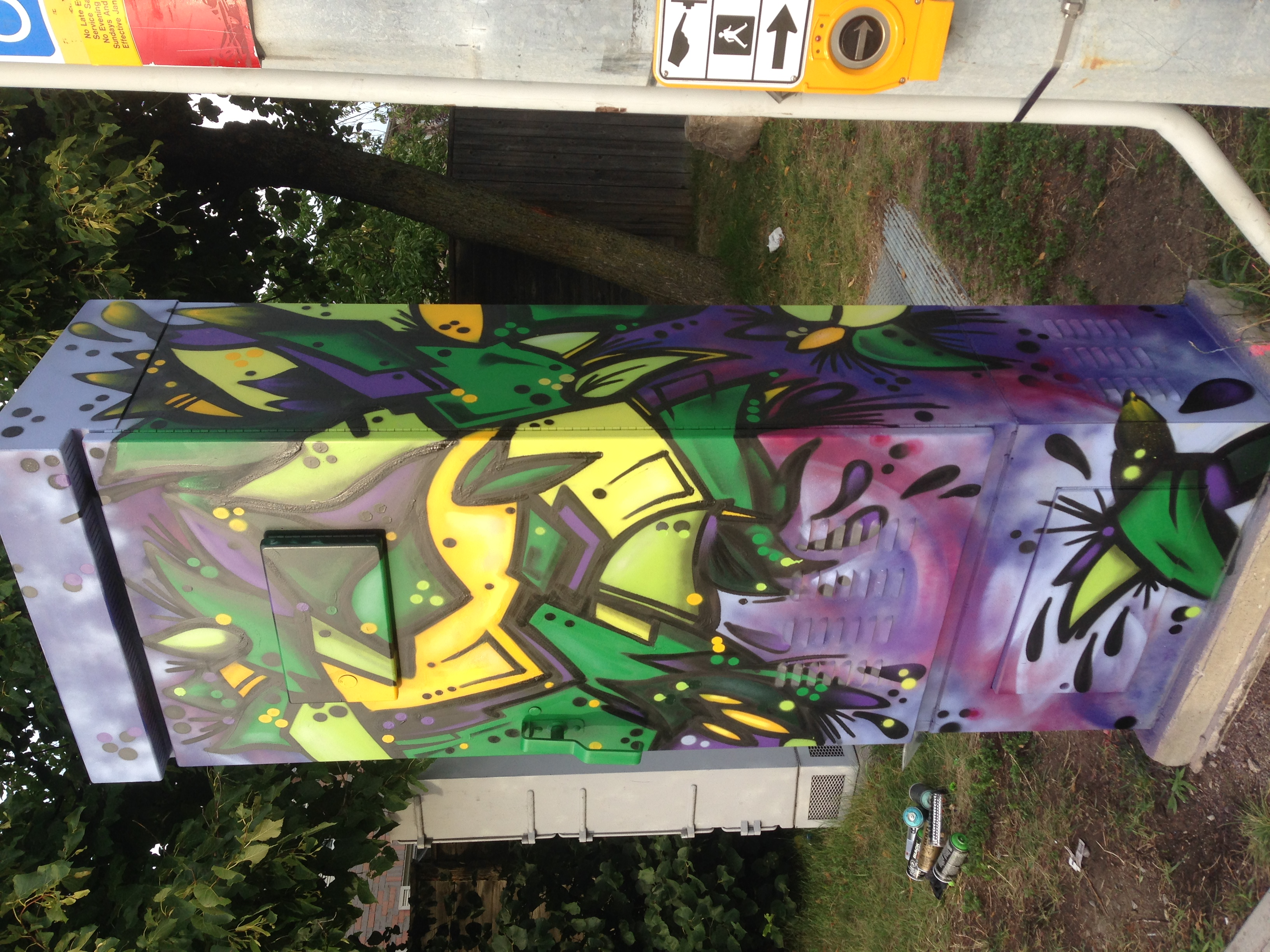 It Takes Village To Paint Mural Sharon >> Start Artist Directory City Of Toronto